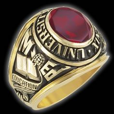 Customized College Rings for students and alumni/alumnae. College Rings, South Texas, Porsche Logo, Class Ring, Men, Phoenix, University, Students, Sport