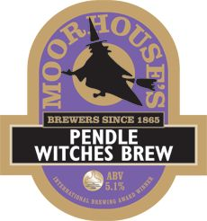 Hop, Clip & Pump: Moorhouses Pendle Witches Brew The trials of the Pendle witches in 1612 are among the most famous witch trials in English history, and some of the best recorded of the 17th century.