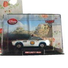 Disney / Pixar CARS 2 Movie Exclusive 148 Die Cast Car In Plastic Case Security Finn by Disney Store. $21.99. Simple car. Disney Car. Disney kids car