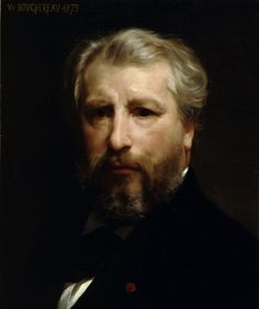 BOUGUEREAU William-Adolphe (1825–1905) - selfportrait