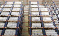 Reportage de l'entrepôt sectorisé de Cromology Italie   Cas clients…