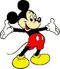 Cross Stitch Patterns: Disney's Mickey Mouse (Full) (crossstitch4free.com)
