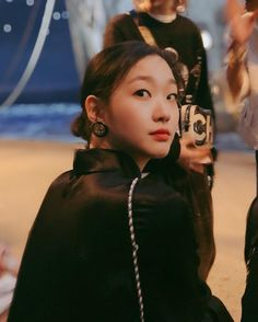 Kim go eun 2018 Korean Actresses, Korean Actors, Kim Go Eun Style, Korean Girl, Asian Girl, Goblin Korean Drama, Dramas, Photo Finder, Jung So Min