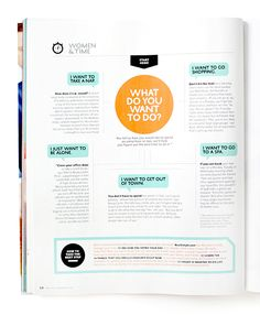 eye catching & simple for an info-loaded page