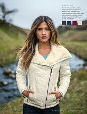 Fall Fashion 2015: Catalog 2 - Explore in Style | prAna - Diva Jacket