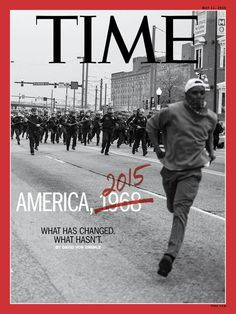 The Roots of Baltimore's Riot - ~News & Information~ - America 1968 Baltimore Riots 2015 Time Magazine Cover- Black men dying at the hands of police had -
