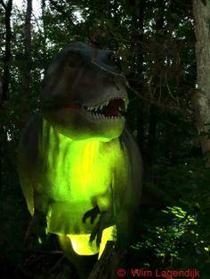 Dinosauriers (T-rex)