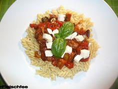 Balsam-Tomaten-GemüseTeller