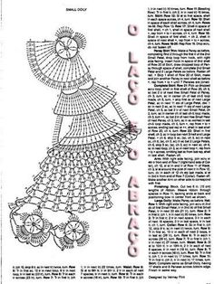 Crinoline Girl pattern