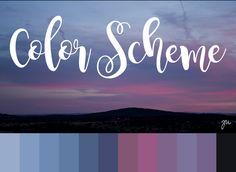 Cor Sem Fim: COLOR SCHEME #4
