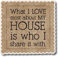 Sorority Sister Quotes | Sorority Sister Quotes (4) What I love most about my house ...