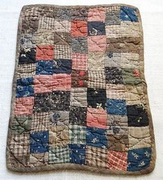 Antique Doll Quilt.