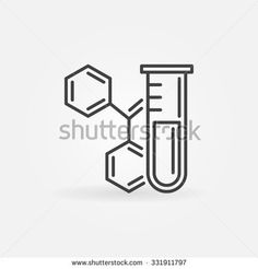 Chemistry Icon Stock Photos, Images, & Pictures | Shutterstock