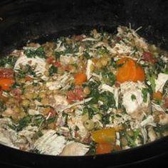 Scrumptious Chicken Vegetable Stew Allrecipes.com