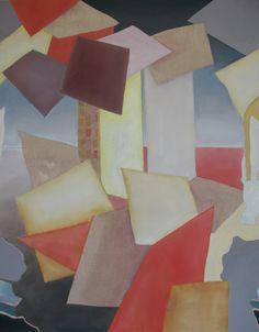 'Komaan' ('Come on') - Olieverf op doek (Oil on Canvas) - 80 cm x 100 cm (31,5 in x 39,4 in) - 14 mei 2016 (May 14, 2016) ____________________________ 15e schildering van dit academiejaar ... eindelijk ... en hopelijk een nieuwe start ... vandaar de titel ....