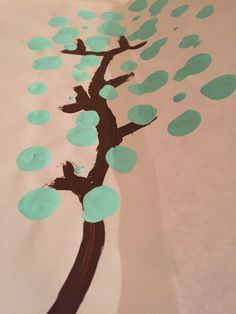 My tree painting