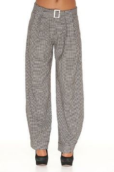 Emporio Armani BLACK Virgin Wool Pants Trousers, 42, Black Emporio Armani. $118.50