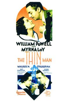 The Thin Man-- another stealth Christmas movie