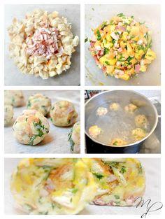 tyrolská polévka - Hledat Googlem