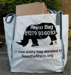 Hippo style bags