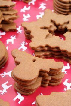 pierniki na choinkę Christmas Baking, Winter Christmas, Xmas, Holiday, Baking Recipes, Cake Recipes, Polish Recipes, Polish Food, Food Cakes