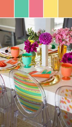 A brunch for Oh Joy's collection at Target! Designed By Lisa Perrone | Stylyze Creative Director via Stylyze