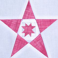 Wonderful site - she blogs each and every step of her Dear Jane blocks and triangles!