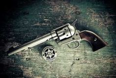 Colt 1873 Single-Action Army revolver