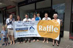 Hunters Wokingham help raise funds to build The Alexander Devine Children's Hospice