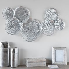 5 Best Silver wall decor images  Decor, Silver wall decor