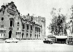 Prision de Santiago Tlatelolco, en esta imagen ya habia dejado de funcionar como…
