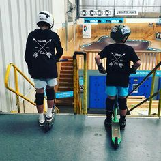 Ready to hit the ramps at with my little bro Scooter Tricks, Urban Tribes, Skate Park, Bro, Victoria, Australia, Instagram, Fashion, Moda