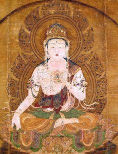 Kannon / Kwan Yin... bodhisattva of compassion