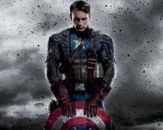 Captain America And The Real Myths Told By Superheroes (A Discussion) « Under An Outlaw Moon