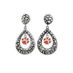 Clemson Tigers Tear Drop Stud Earrings Sports Team Access... https://www.amazon.com/dp/B01K2PLSN0/ref=cm_sw_r_pi_dp_x_z5Suyb1B8GHF7