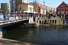 Śmigus-Dyngus 2012 w Kanale Łuczańskim