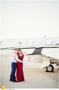 #fiancé #happilyengaged #happilyinlove #militarylove #engagementphotos #engagementphotoshoot #kansascity #privatejet #phenom300 #sharayamauckphotography #topweddingphotographer #theknot #ClearedForBatangan