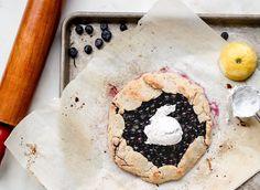 Gluten Free Blueberry Galette-2460