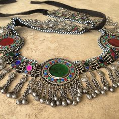 Bohemian Gypsy Belt
