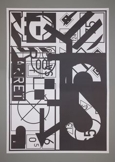 Our Polite Society is a graphic design studio based in Amsterdam/The Netherlands and Stockholm/Sweden, formed in 2008 by Jens Schildt (Sweden) and Matthias Kreutzer (Netherlands). A part of their work has been acquired by the Stedelijk Museum Amsterdam.