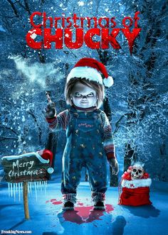 Holiday Movie, Christmas Movies, Christmas Themes, Christmas Stuff, Xmas, Christine Elise, Child's Play Movie, Childs Play Chucky, Merry Christmas Everyone