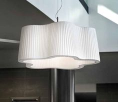 Takie lampy można głównie spotkać w sklepie z lampami i w tym przypadku także to tak wygląda.