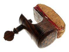 Tunbridge sewing clamp