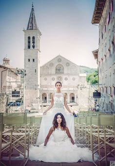 Ariha Wedding Planner.  Duomo di Spoleto, Festival dei Due Mondi, work in progress, brides&art, Luca Pasquale photographer, Spoleto, Umbria