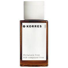 Korres natural products - Düfte - Saffron Amber, Agarwood, Cardamom - bei douglas.de