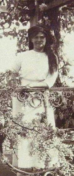 Grand Duchess Maria Nikolaevna Romanova of Russia. Always the smiley one.