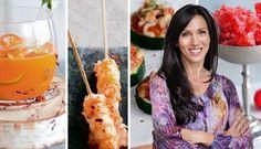 Het feestmenu van Sandra Bekkari: genieten zonder extra kilo's