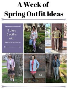 A week of spring outfit ideas that you can wear to work to date night to casual fridays. Spring Fashion Outfits, Spring Summer Fashion, Oxford Wedges, Casual Work Wear, White Tennis Shoes, Chambray Fabric, Collarless Jacket, Casual Fridays, Budget Fashion