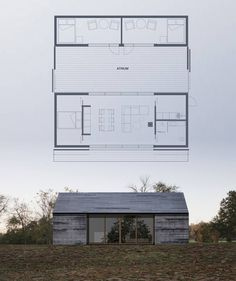 These cabins designs by Norwegian designer Ole Petter Wullum  are gorgeous.Very simple and very clean.