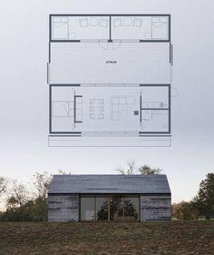 Atelier Drome A+D |Three Norwegian Cabins